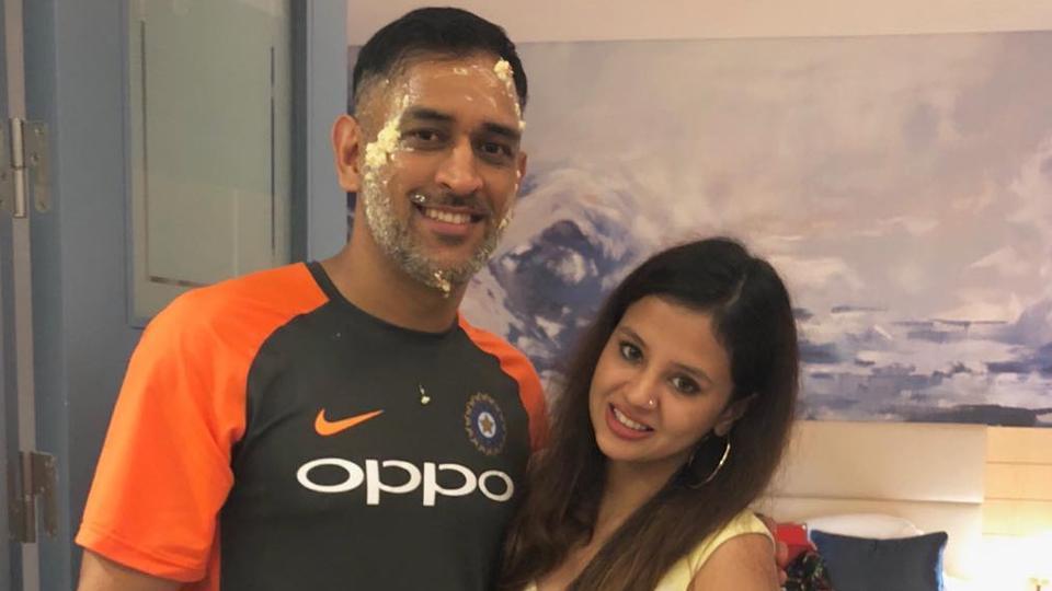 MS Dhoni Birthday