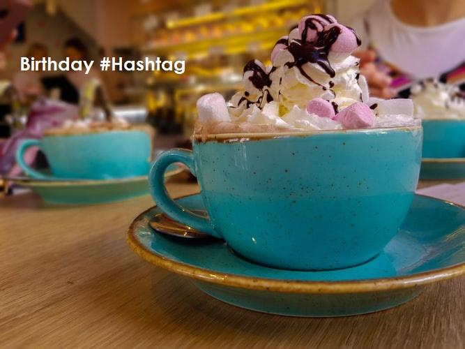 Birthday Hashtags